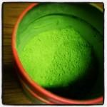 ためしてガッテン直伝、口内フローラの改善には粉末緑茶で緑茶うがい!