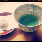 お茶請けと抹茶一服が300円♪武家屋敷の雰囲気の中で癒しのひととき